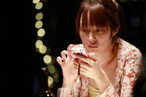 "Rin Takanashi as Akiko in ""Like Someone in Love."""
