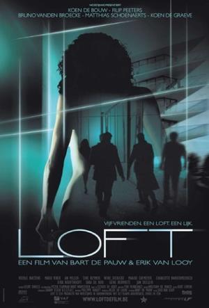 """Poster art for """"Loft."""""""