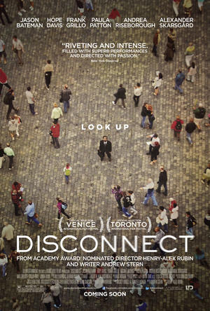 "Poster art for ""Disconnect."""