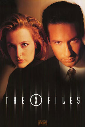 """Poster art for """"The X-Files: The Truth Is Out There."""""""