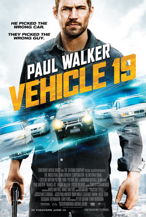 """Poster art for """"Vehicle 19."""""""