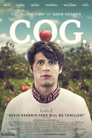 """Poster art for """"C.O.G."""""""