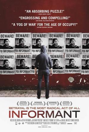 """Poster art for """"Informant."""""""