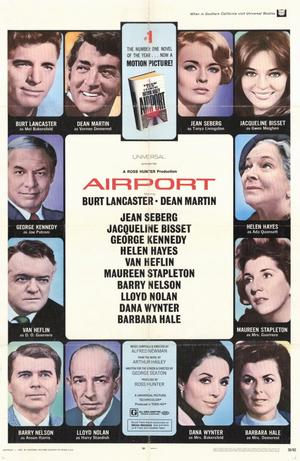 "Poster art for ""Airport."""