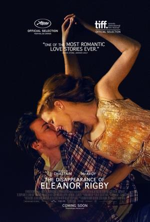 "Poster art for ""The Disappearance of Eleanor Rigby."""