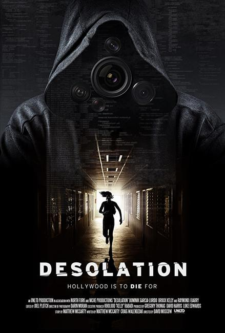 Desolation 2017 Web HD 480p Eng