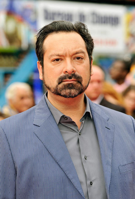 James Mangold at the UK premiere of