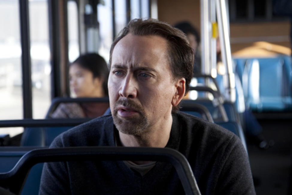 Nicolas Cage as Will Gerard in ``Seeking Justice.''