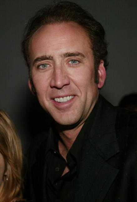 Nicolas Cage at the