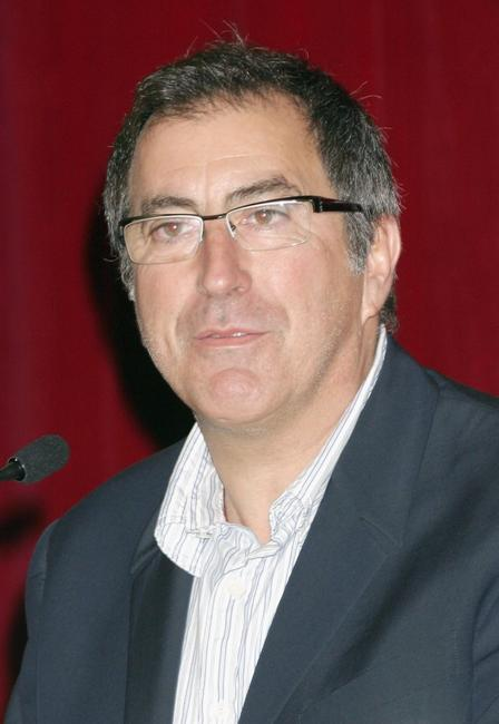 Kenny Ortega at the press conference announcing a national tour of the hit Broadway show