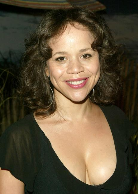 Rosie Perez at the launch party of the new TiVoToGo Technology.