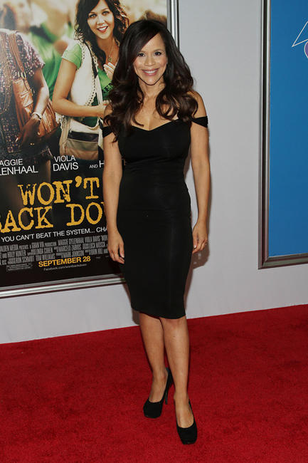 Rosie Perez at the New York premiere of