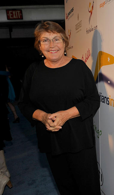 Helen Reddy at the Australians In Film's 2009 Breakthrough Awards in California.