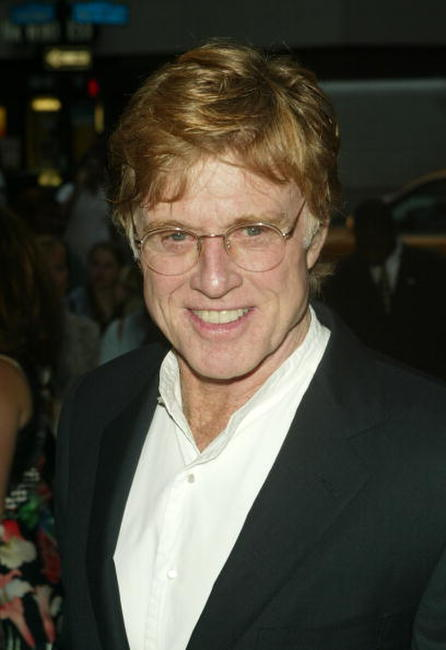 Robert Redford at the Sundance Institute Honors 'Risk Takers in the Arts' in New York City.