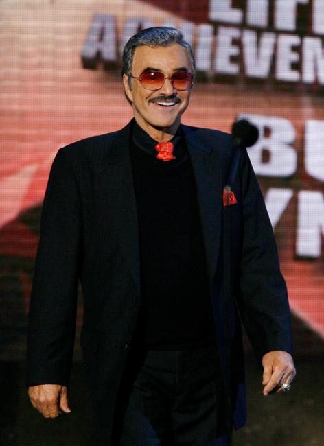 Burt Reynolds at the 7th Annual Taurus World Stunt Awards.