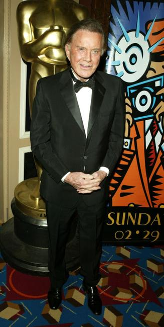 Cliff Robertson at the AMPAS Official Oscar Night Celebration.