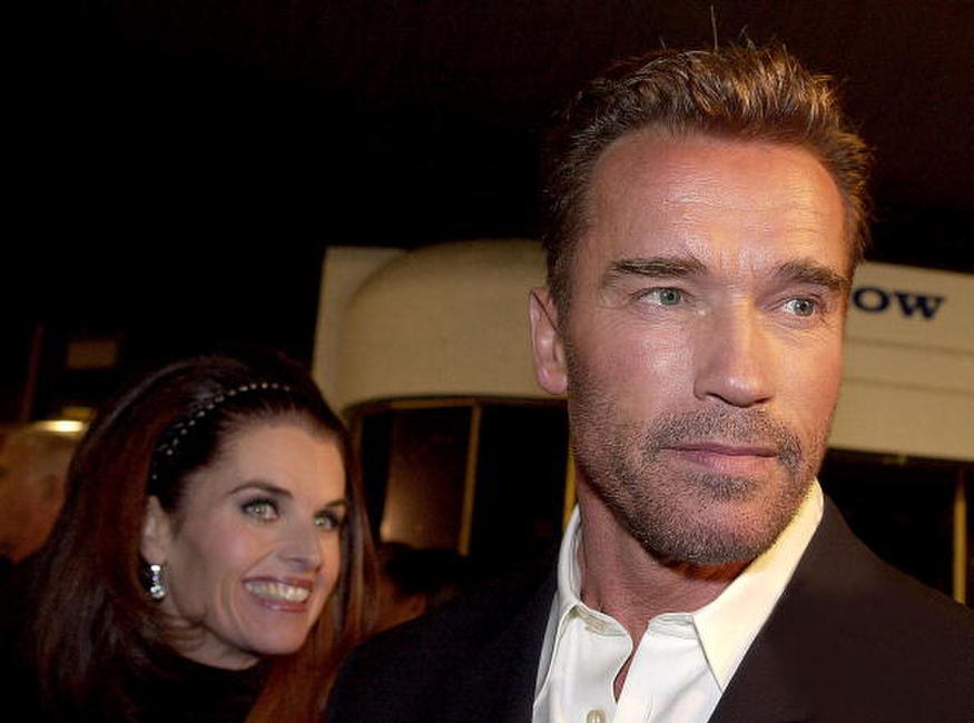Arnold Schwarzenegger at the L.A. premiere of
