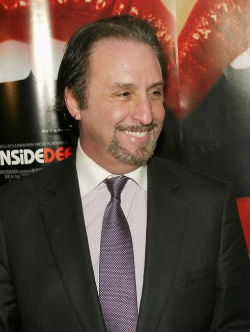 Ron Silver at the Screening of
