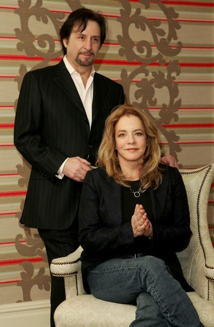 Ron Silver and Stockard Channing at The Covent Garden Hotel to launch their latest film