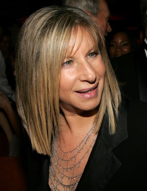 Barbra Streisand at the 77th Annual Academy Awards.