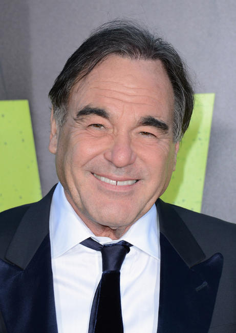 Director Oliver Stone at the California premiere of