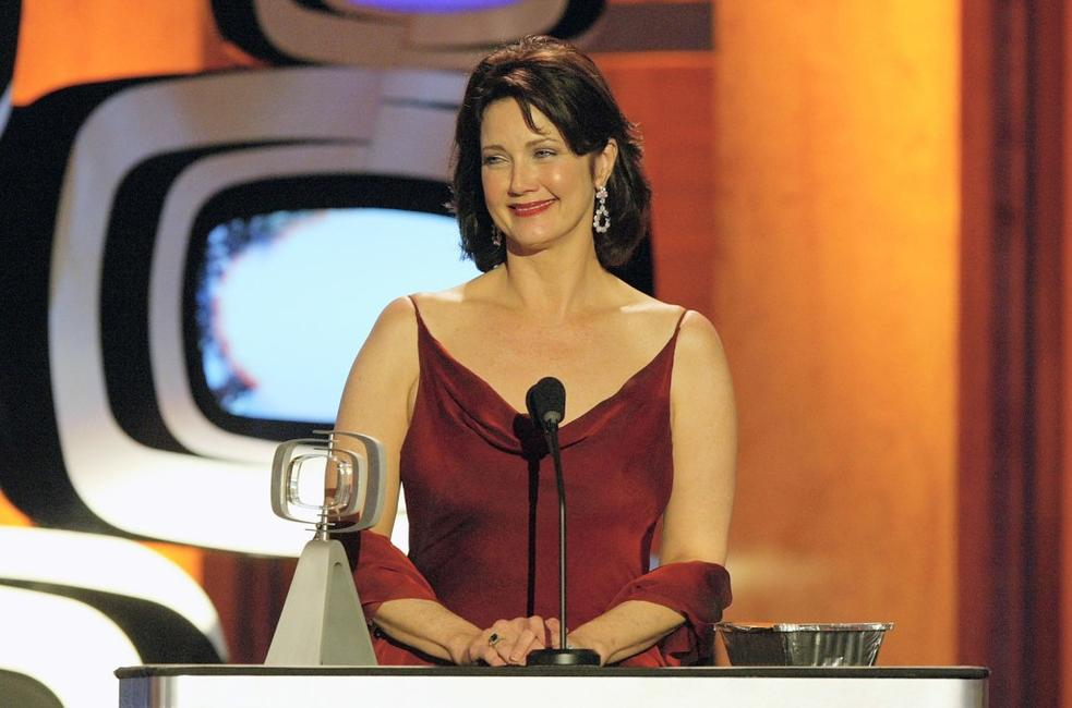 Lynda Carter at the 2nd Annual TV Land Awards.