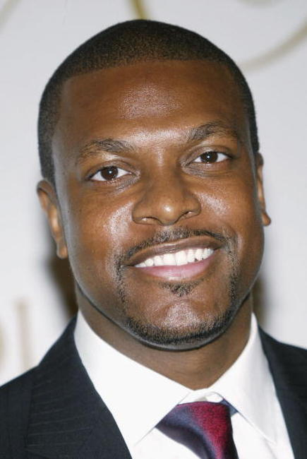 Chris Tucker at the fund raiser for the Ray Charles Performing Arts Center in Beverly Hills.