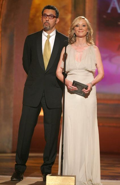 John Turturro and Anne Heche at the 61st Annual Tony Awards.
