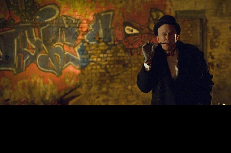 Tom Waits as Mr. Nick in