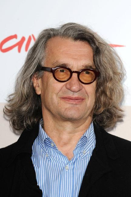 Wim Wenders at the photocall of
