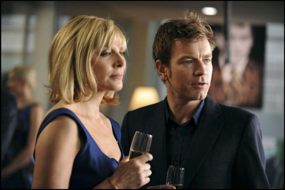 Kim Cattrall and Ewan Mcgregor in