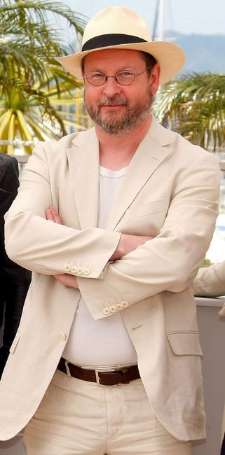 Lars von Trier at the photocall of