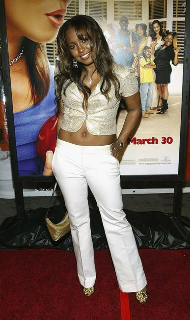 Keshia Knight Pulliam at the premiere of