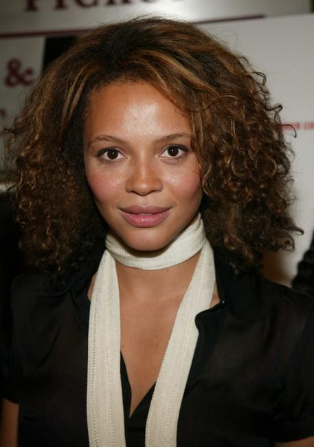 Carmen Ejogo at the premiere of