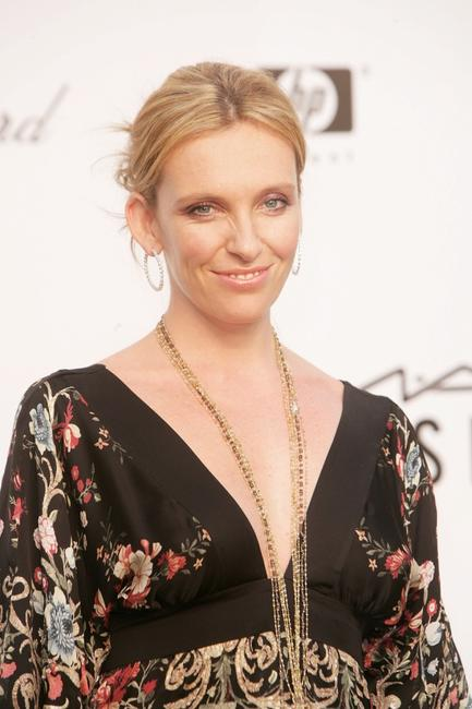 Toni Collette at the Cinema against AIDS 2007 in aid of amfAR.