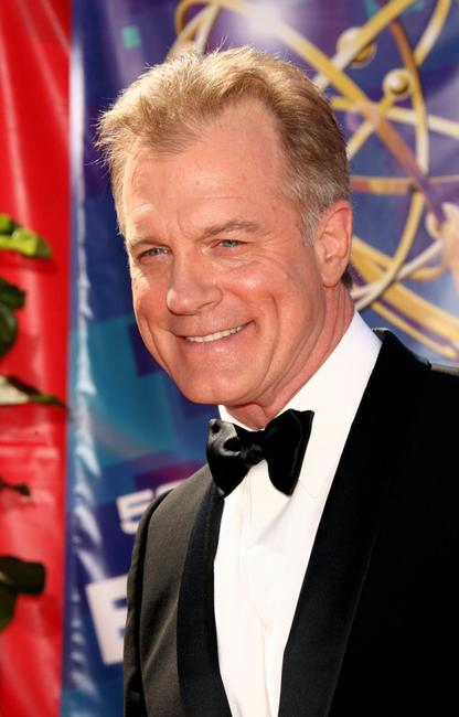 Stephen Collins at the 58th Annual Primetime Emmy Awards.
