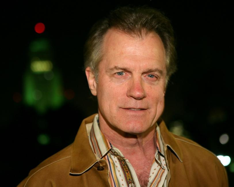Stephen Collins at the kick off of 'Live Earth'.