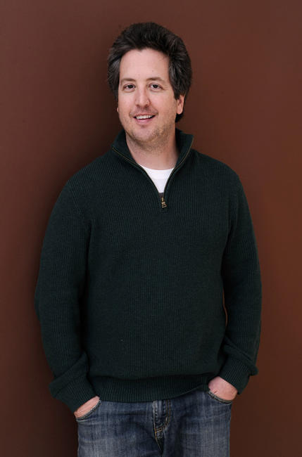 Steve Little at the portrait session during the 2012 Sundance Film Festival in Utah.