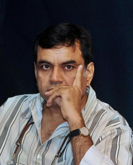 Paresh Rawal at the press conference of