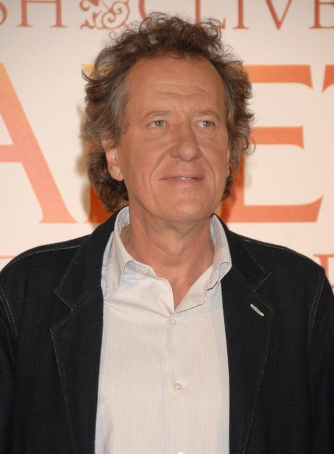 Geoffrey Rush at the photocall of
