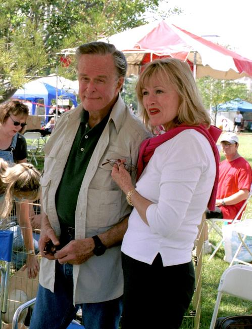 Robert Culp takes part in