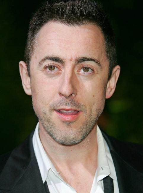 Alan Cumming at the 2007 Vanity Fair Oscar Party.