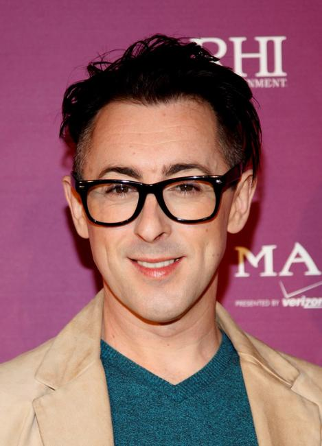 Alan Cumming at the Los Angeles premiere of