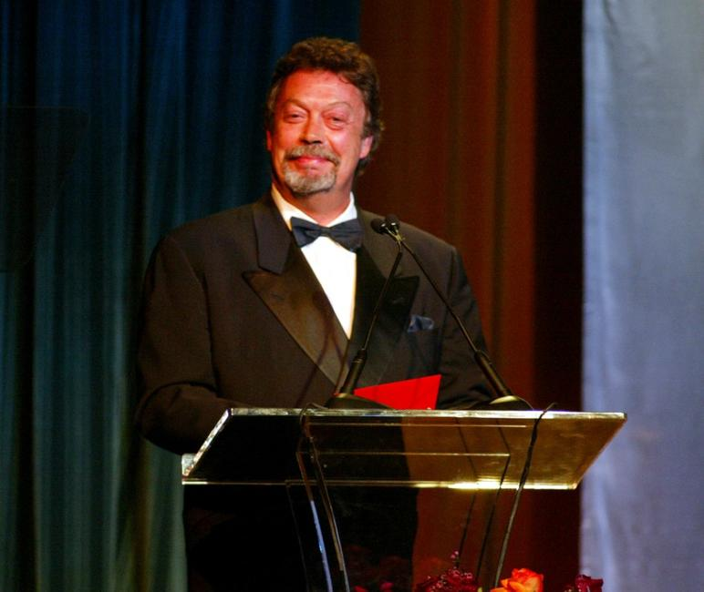 Tim Curry at the 5th Annual Costume Designers Guild Awards.