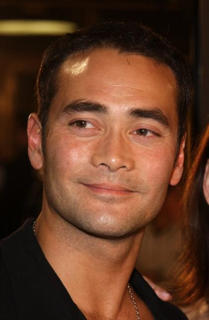 Mark Dacascos at the premiere of