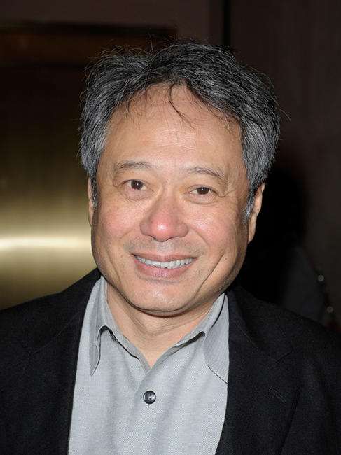 Director Ang Lee at the Broadway opening night of