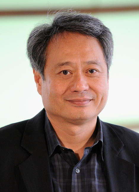 Director Ang Lee at the photocall of