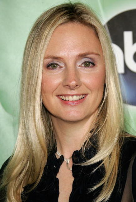 Hope Davis at the ABC Television Network Upfront at Lincoln Center in N.Y.