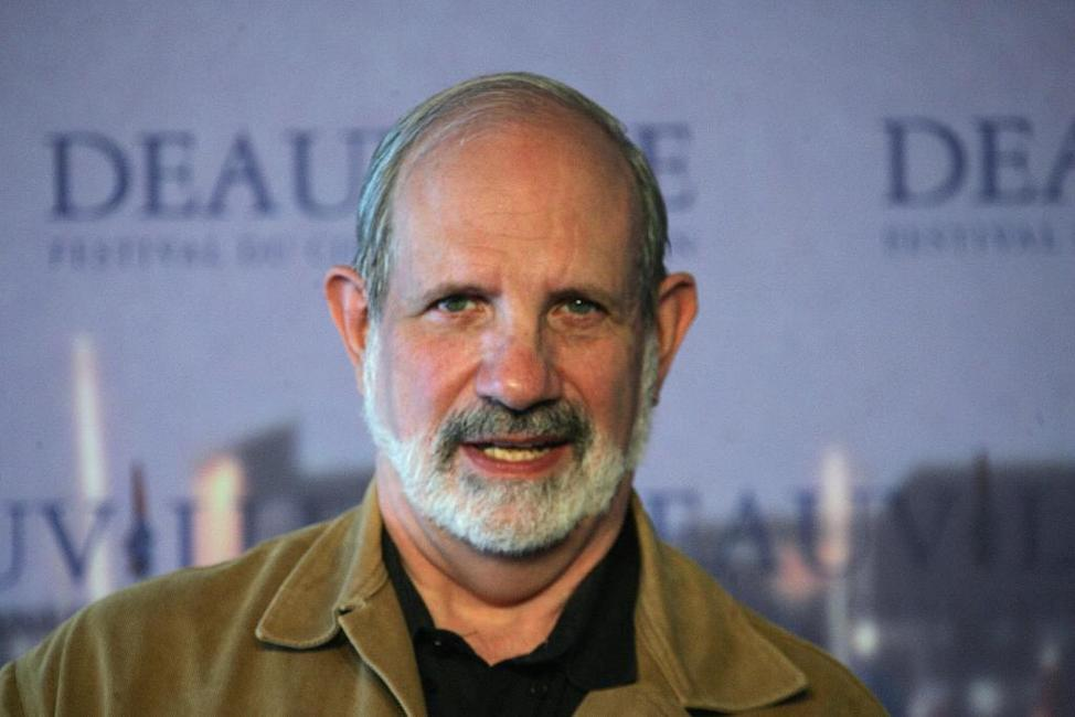 Brian De Palma at the US film festival.