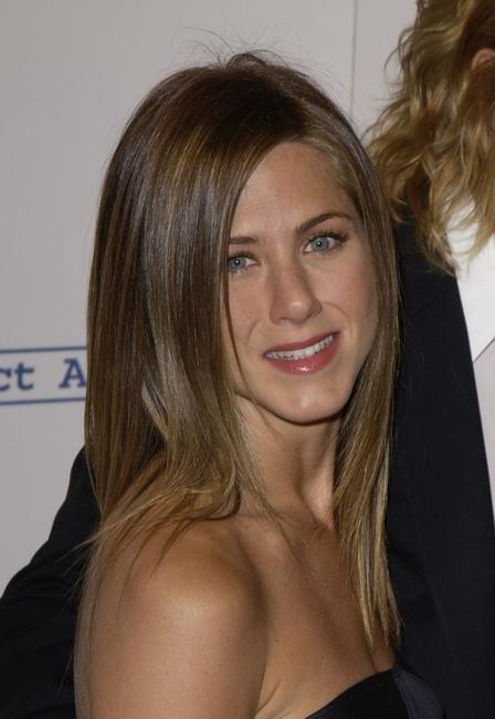 Jennifer Aniston at the